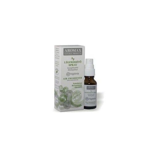 Aromax eukaliptiusz-borsosmenta-kakukkfű légfrissítő spray 20ml