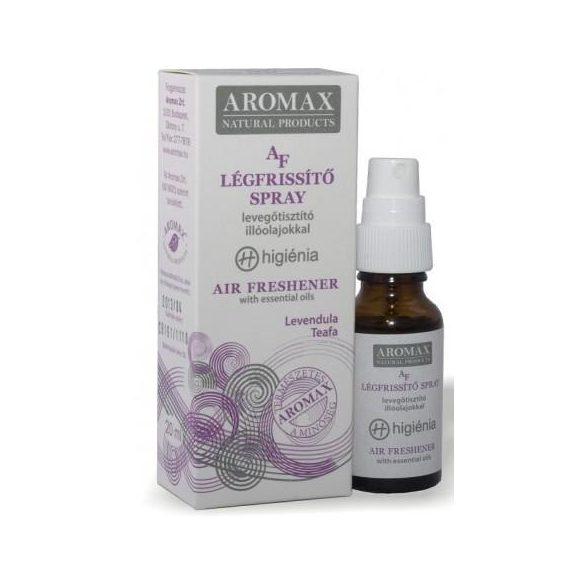 Aromax levendula-teafa légfrissítő spray 20ml