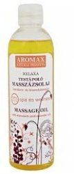 Aromax relaxa masszázsolaj 250ml