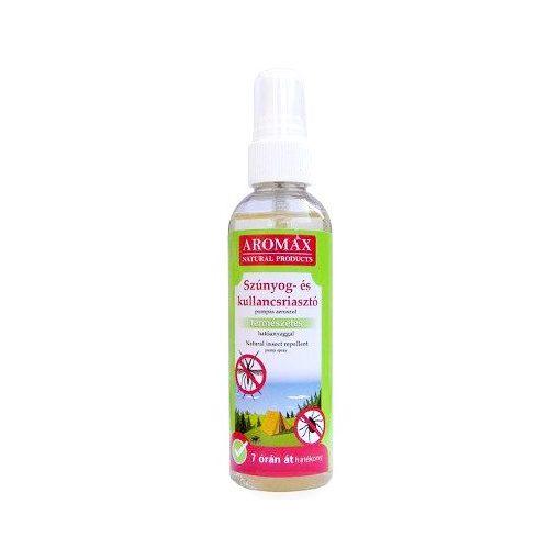 Aromax szúnyog- és kullancsriasztó spray 100ml