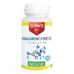 DR Herz Hialuron Forte 60 db tabletta
