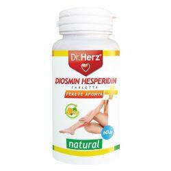 DR Herz Diosmin Hesperidin + Feketeáfonya 60db tabletta