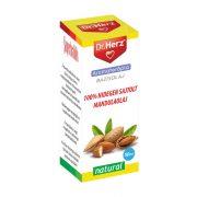 Dr. Herz Mandulaolaj 100% hidegen sajtolt 50ml