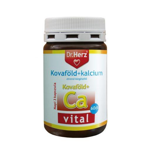 Dr. Herz Kovaföld + Kalcium+C kapszula 60 db