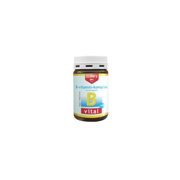Dr. Herz B-komplex vitamin kapszula 60db