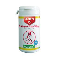 Dr.Herz Ördögnyelv Forte 500mg kapszula 60db