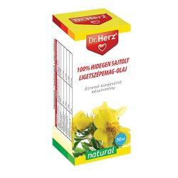 Dr. Herz 100% hidegen sajtolt ligetszépemag olaj 50ml