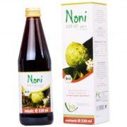 Medicura Noni 100% Bio gyümölcslé 330ml