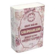 Kizárólag természetes növényi alapanyagokból készül. Vanita Kalcedon krémszappan.