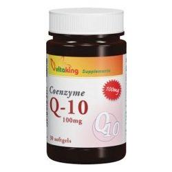 Vitaking Koenzim Q-10 100mg (30db)
