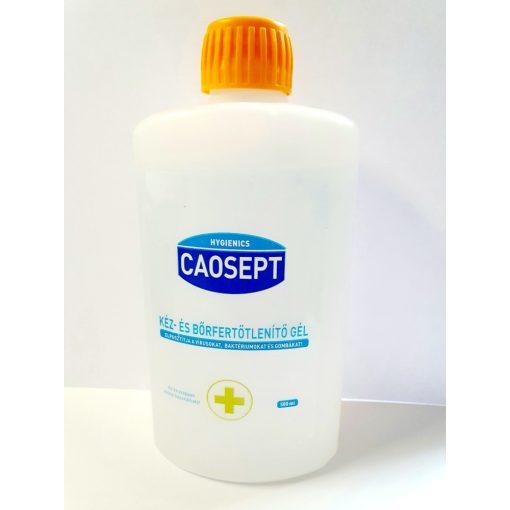 Caosept kéz- és bőrfertőtlenítő gél 500ml (csavaros kupakos)