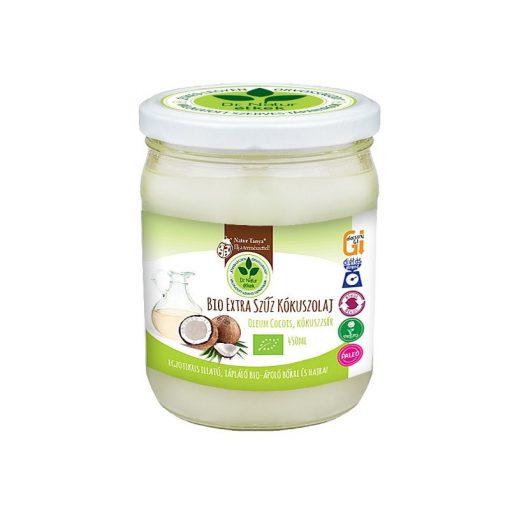 Dr Natur étkek extraszűz kókuszolaj 450 ml