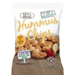 Eat Real Hummus chips- chili, citrom