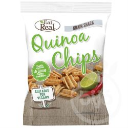 Eat Real Quinoa chips- chili, lime