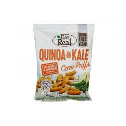 Eat Real Quinoa chips- Jalapeno és Cheddar Sajtos ízesítésű