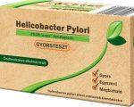 Gyomorbántalmakra kifejlesztett gyorsteszt (Helicobacter pylori)