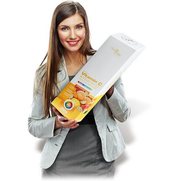 One Year Product C-vitamin+D-vitamin+Csipkebogyó+Acerola