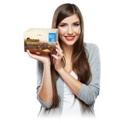 Number One Shake Cocoa Blend Diet Shake élőflóra komplex