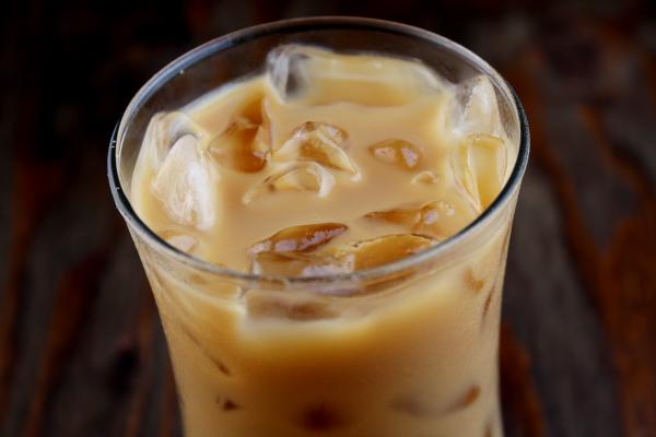 Jeges kávé