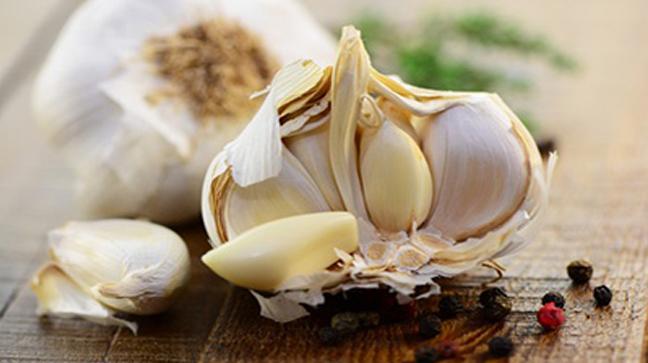 Fokhagymával a normál koleszterinért