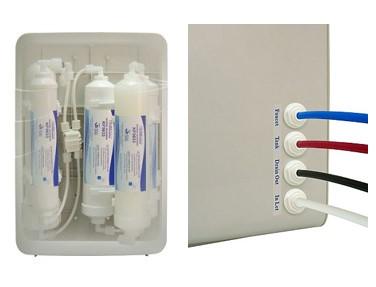 Purepro kompakt design beszerelés