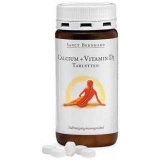 Sanct Bernhard Kalcium+D3-vitamin 150 db