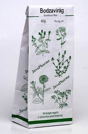 Juvapharma bodzavirág tea 40 g