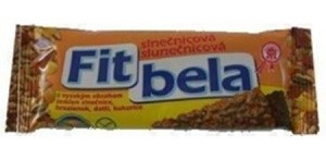 Gluténmentes fitbela lenmagos szelet 35g